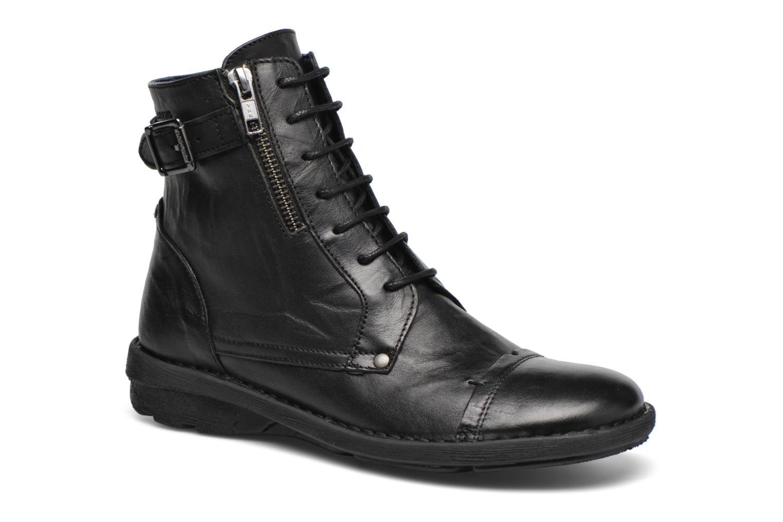 Zapatos de hombres y mujeres Dorking de moda casual Dorking mujeres Medina 6402 (Negro) - Botines  en Más cómodo c0df76