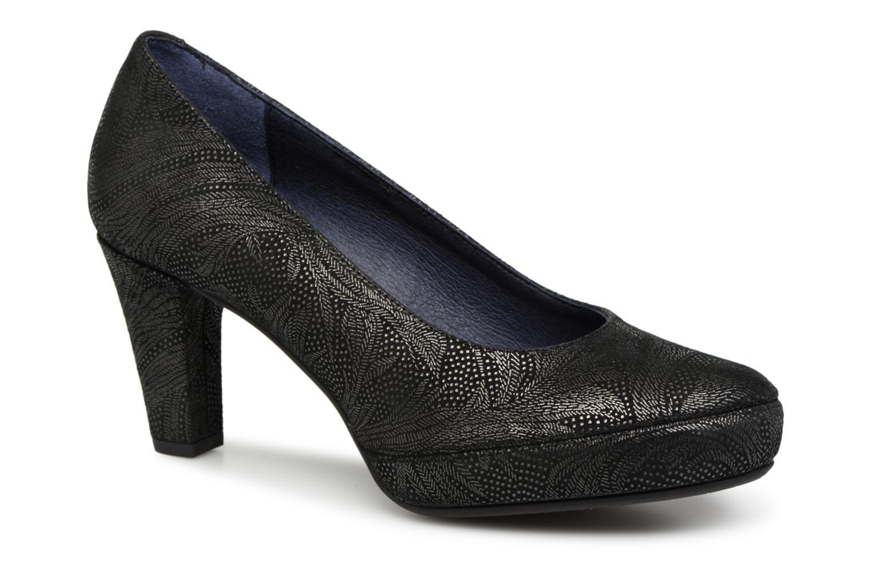 Casual salvaje Dorking Blesa 5794 (Negro) - Zapatos de tacón en Más cómodo