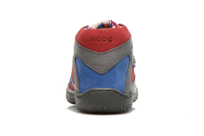 Stiefeletten & Boots Mod8 WAIKIKI rot ansicht von rechts