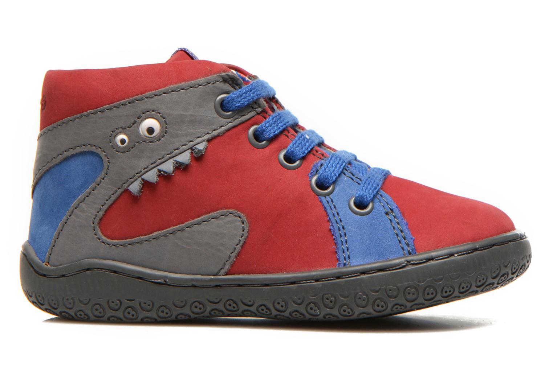 Stiefeletten & Boots Mod8 WAIKIKI rot ansicht von hinten