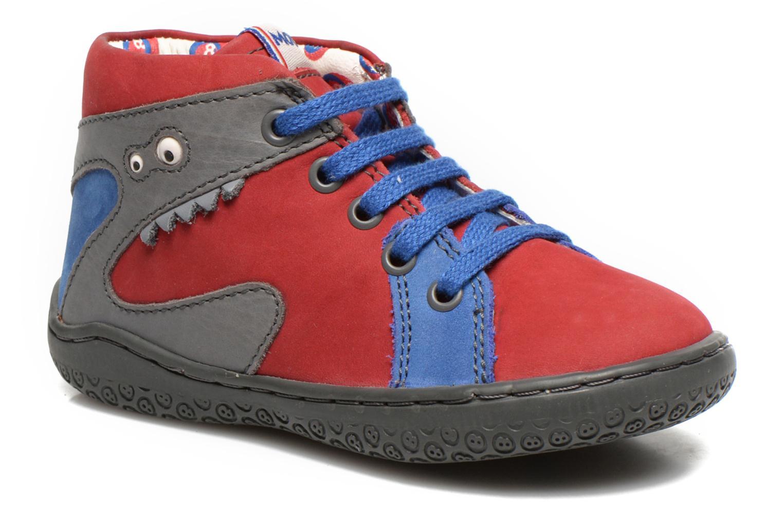 Stiefeletten & Boots Mod8 WAIKIKI rot detaillierte ansicht/modell