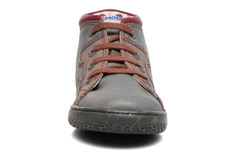 Bottines et boots Mod8 WILL Gris vue portées chaussures