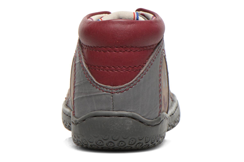 Bottines et boots Mod8 WILL Gris vue droite