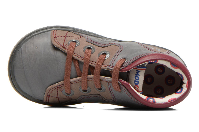 Bottines et boots Mod8 WILL Gris vue gauche