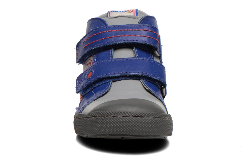 Chaussures à scratch Mod8 KINZO Gris vue portées chaussures