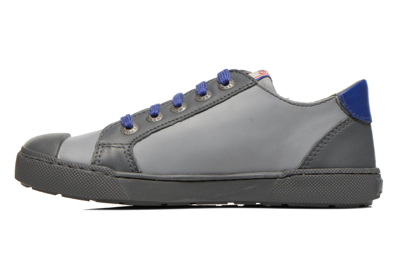 Sneakers Mod8 KEYRON Grigio immagine frontale