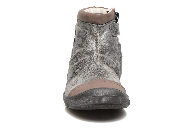 Bottines et boots GBB Lucetta Gris vue portées chaussures