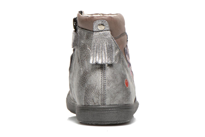 Bottines et boots GBB Lucetta Gris vue droite