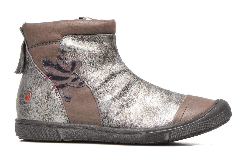 Stiefeletten & Boots GBB Lucetta grau ansicht von hinten