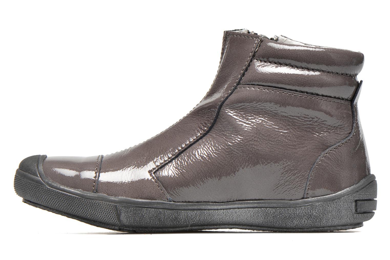 Bottines et boots GBB Livati Gris vue face