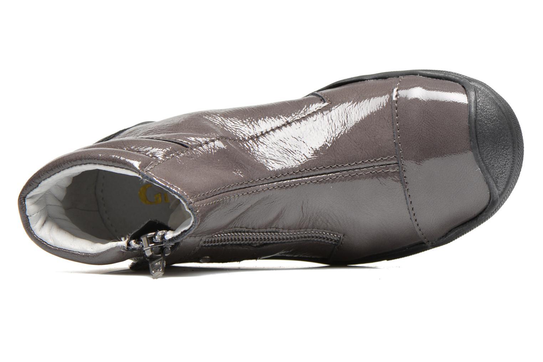 Bottines et boots GBB Livati Gris vue gauche