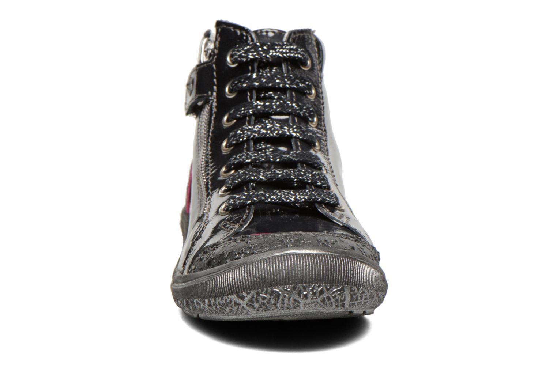 Baskets GBB Lovise Noir vue portées chaussures