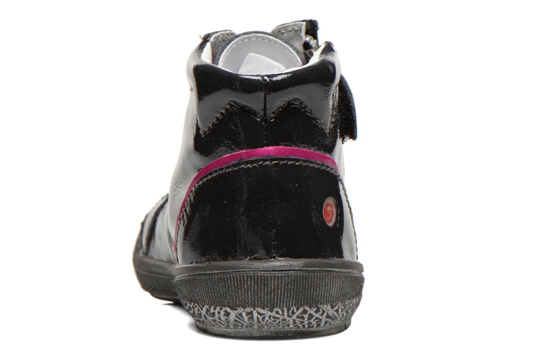 Baskets GBB Lovise Noir vue droite