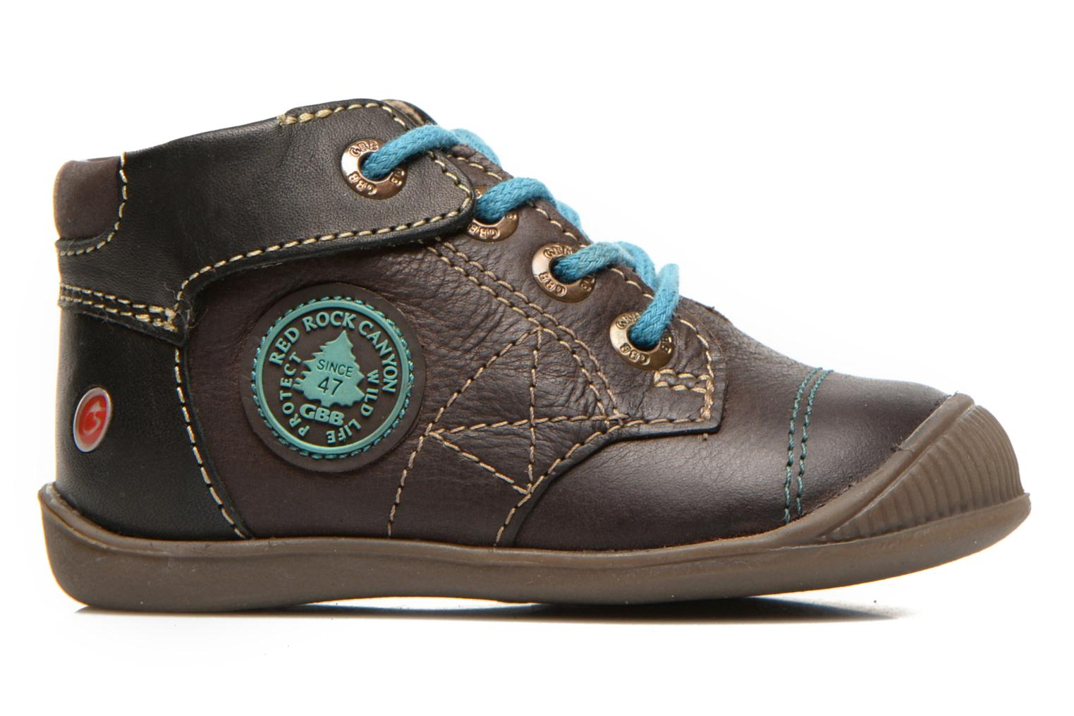 Lindford Marron-Turquoise