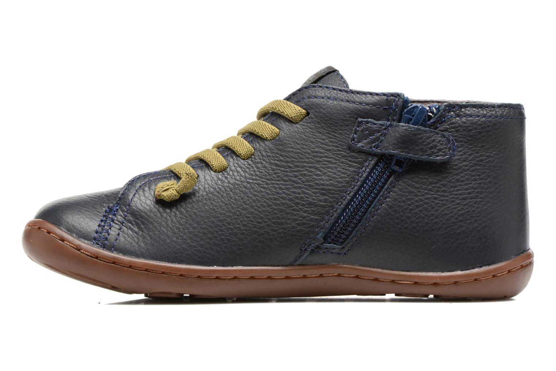 Bottines et boots Camper Peu Cami Kids 2 Bleu vue face