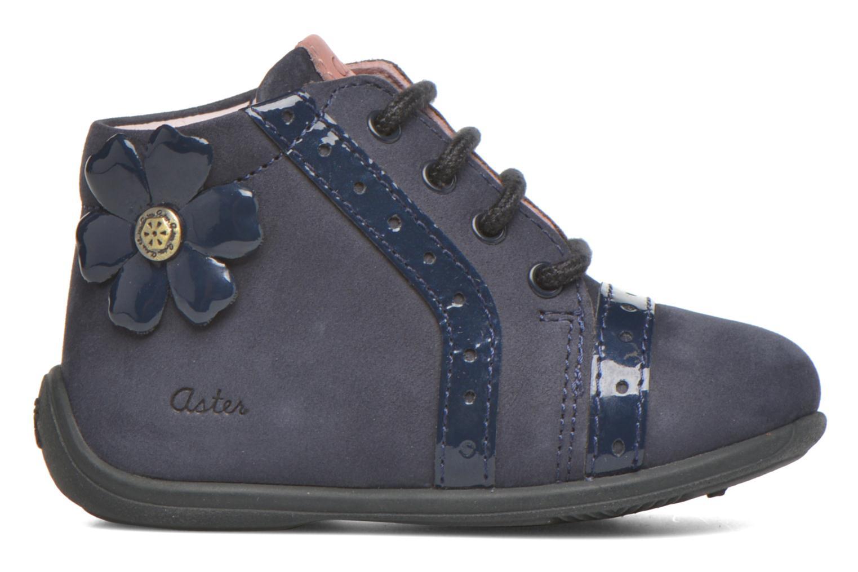 Bottines et boots Aster OFANNA Bleu vue derrière