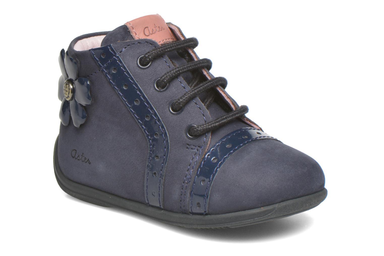 Bottines et boots Aster OFANNA Bleu vue détail/paire