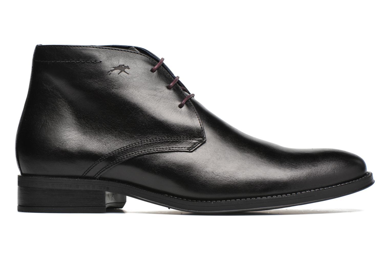 Chaussures à lacets Fluchos Heracles 8415 Noir vue derrière