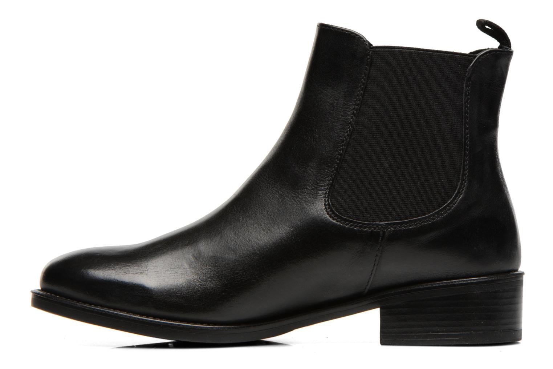 Bottines et boots Elizabeth Stuart Ferry 294 Noir vue face