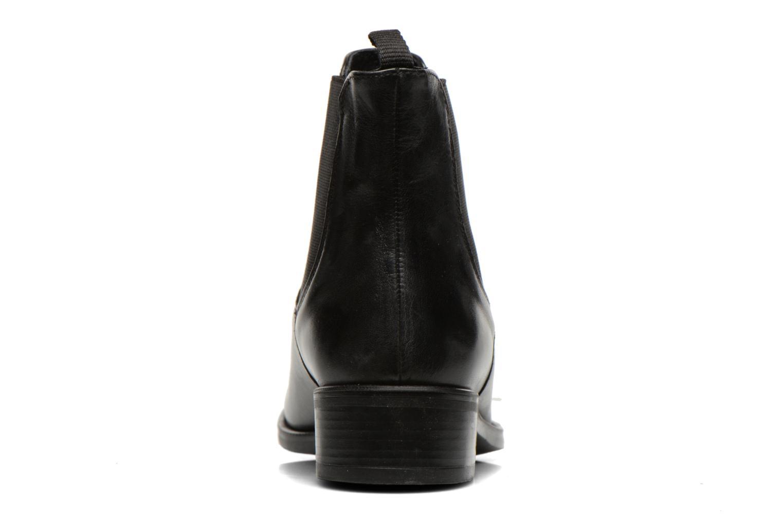 Bottines et boots Elizabeth Stuart Ferry 294 Noir vue droite