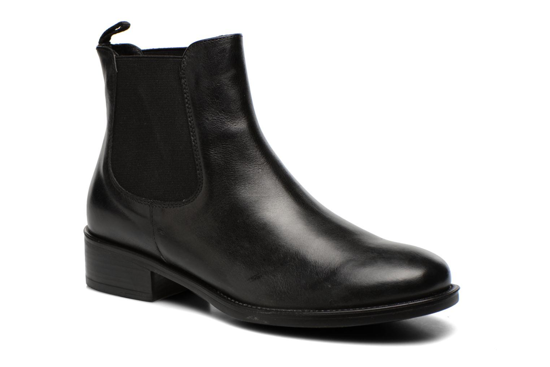 Bottines et boots Elizabeth Stuart Ferry 294 Noir vue détail/paire