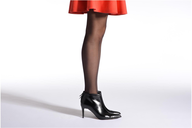 Bottines et boots Elizabeth Stuart Lenina 304 Noir vue bas / vue portée sac