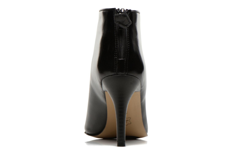Bottines et boots Elizabeth Stuart Lenina 304 Noir vue droite