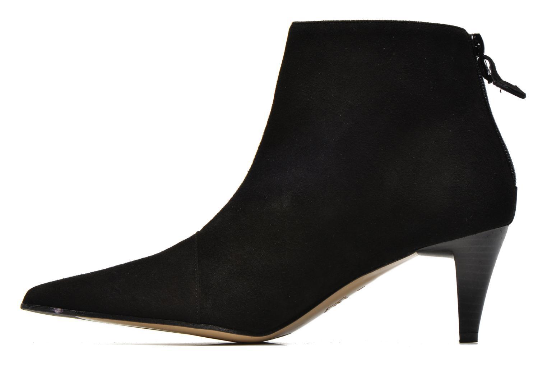 Bottines et boots Elizabeth Stuart Rindy 300 Noir vue face