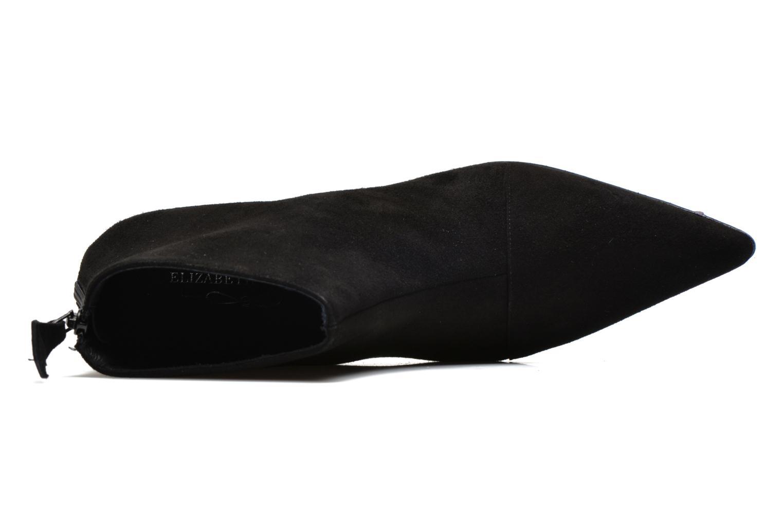 Bottines et boots Elizabeth Stuart Rindy 300 Noir vue gauche
