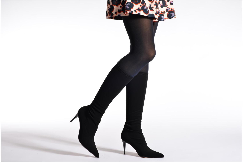 Stiefel Elizabeth Stuart Lep 322 schwarz ansicht von unten / tasche getragen