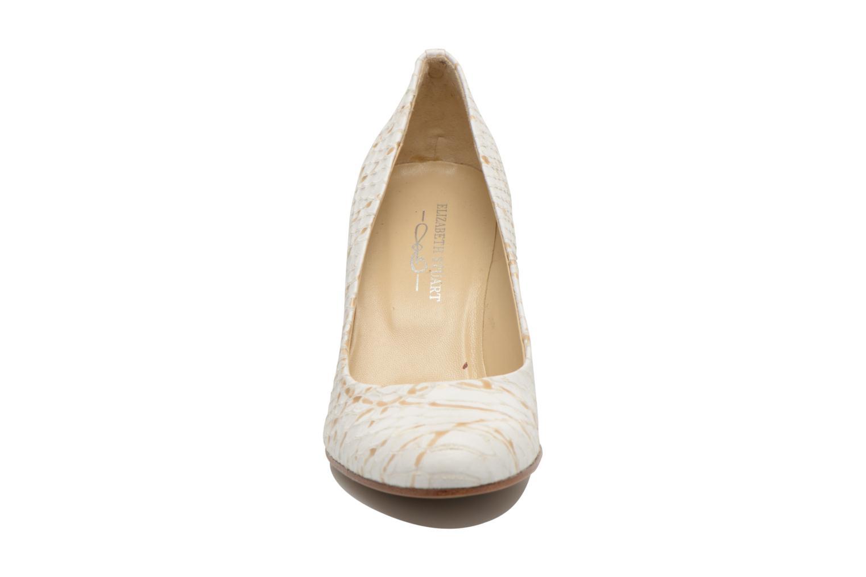 Escarpins Elizabeth Stuart Cither 373 Blanc vue portées chaussures