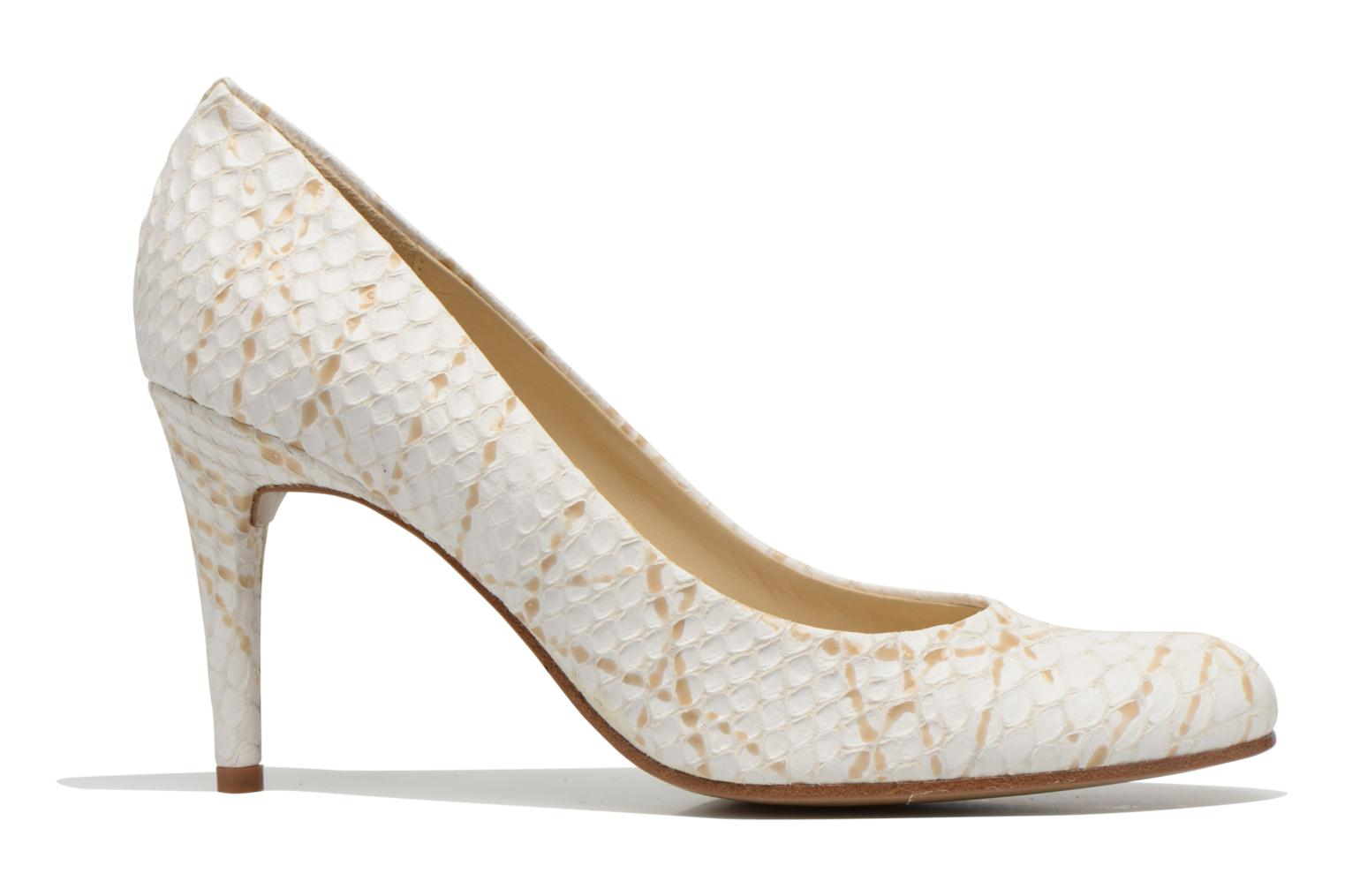 Pumps Elizabeth Stuart Cither 373 Wit achterkant