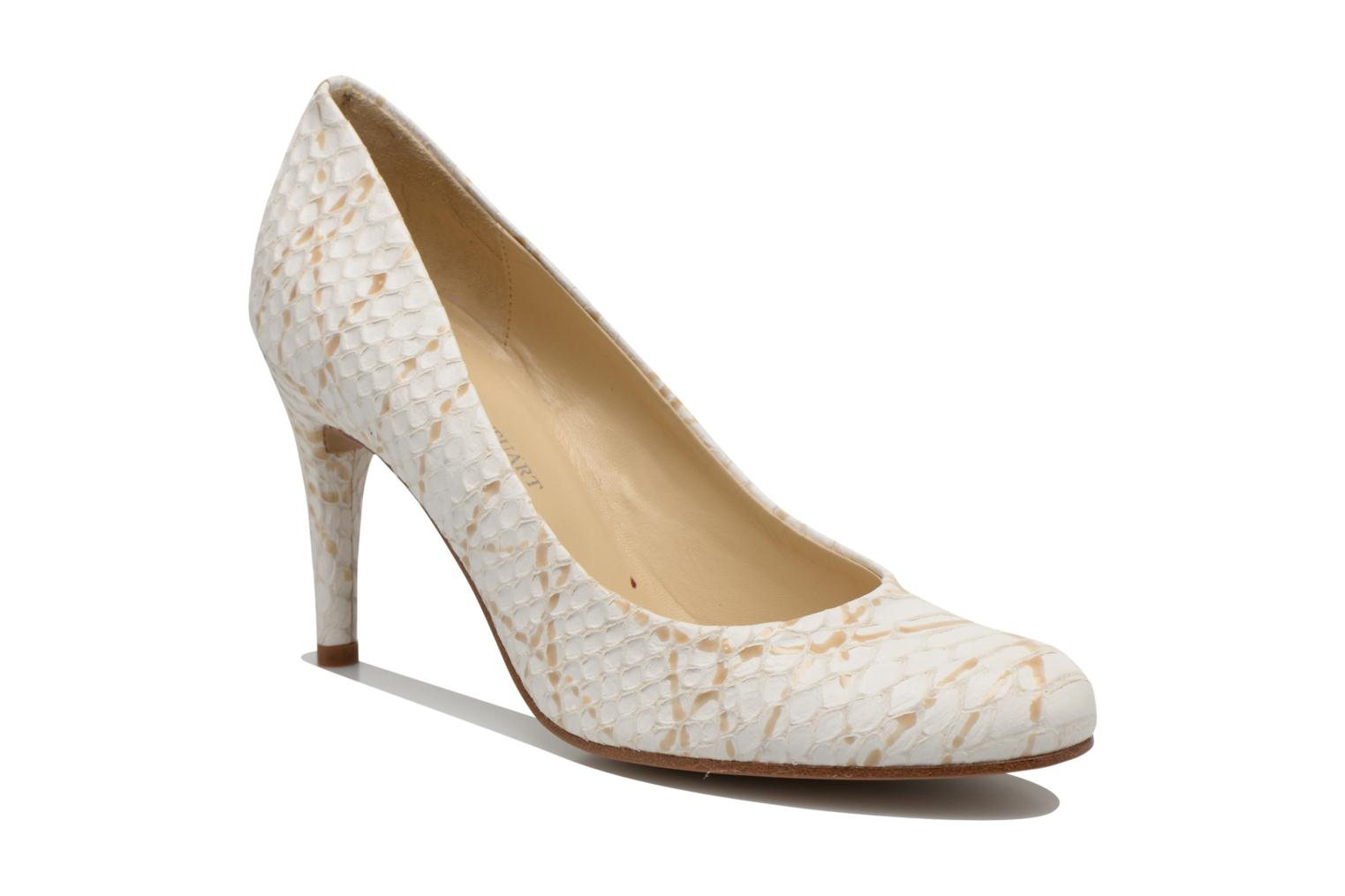 Pumps Elizabeth Stuart Cither 373 Wit detail