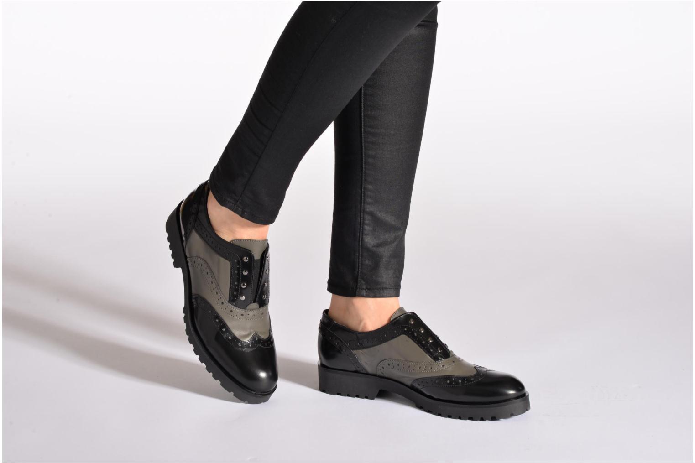 Chaussures à lacets Elizabeth Stuart Sissi 293 Multicolore vue bas / vue portée sac