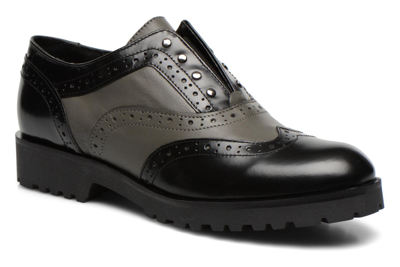 Chaussures à lacets Elizabeth Stuart Sissi 293 Multicolore vue détail/paire