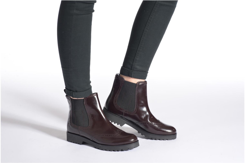 Boots en enkellaarsjes Elizabeth Stuart Sitac 298 Bordeaux onder