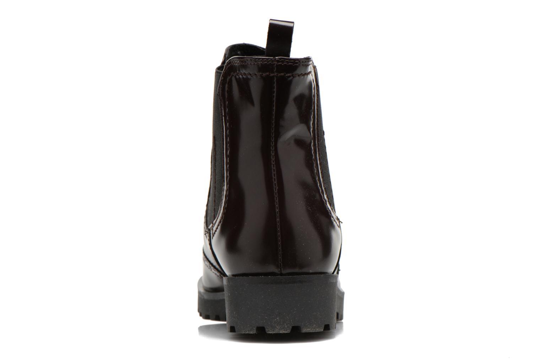 Boots en enkellaarsjes Elizabeth Stuart Sitac 298 Bordeaux rechts