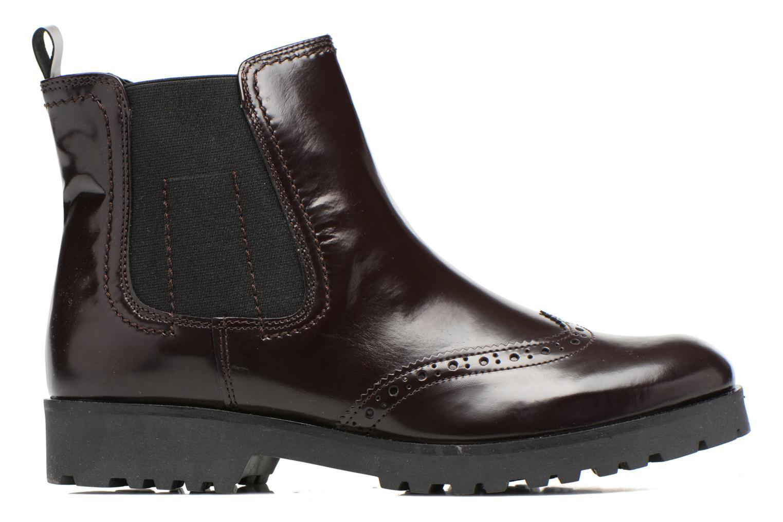 Boots en enkellaarsjes Elizabeth Stuart Sitac 298 Bordeaux achterkant