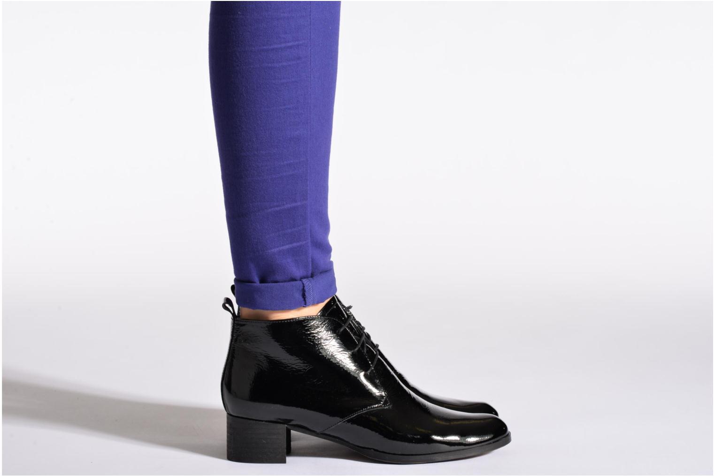 Bottines et boots Elizabeth Stuart Idis 305 Noir vue bas / vue portée sac