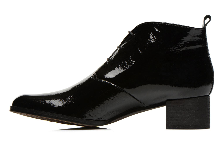 Bottines et boots Elizabeth Stuart Idis 305 Noir vue face