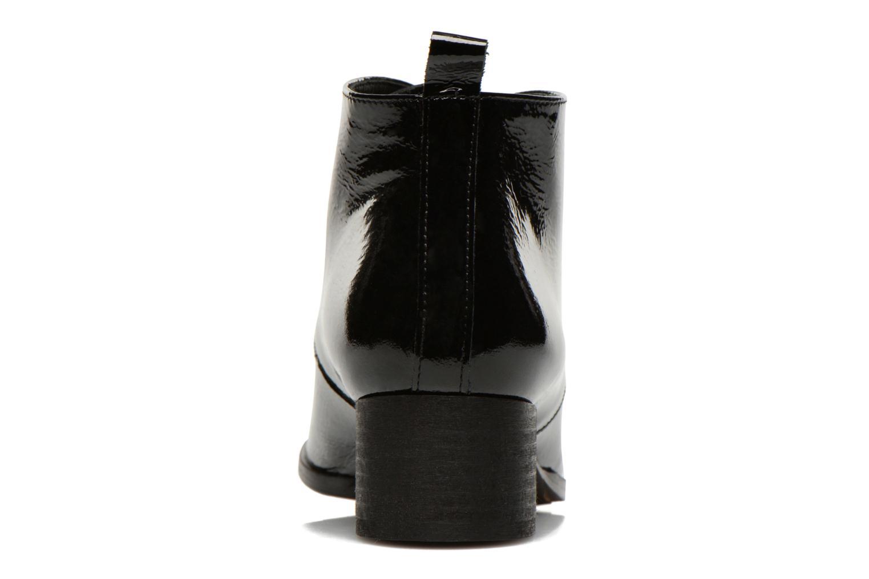 Bottines et boots Elizabeth Stuart Idis 305 Noir vue droite