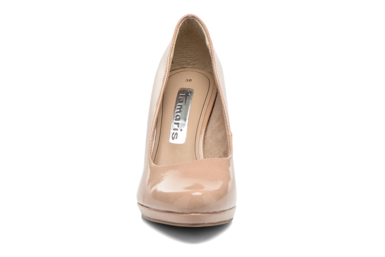 Escarpins Tamaris Iioza Beige vue portées chaussures