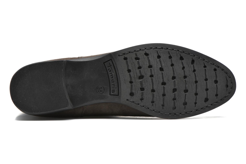 Bottines et boots Tamaris Bluiao 2 Beige vue haut