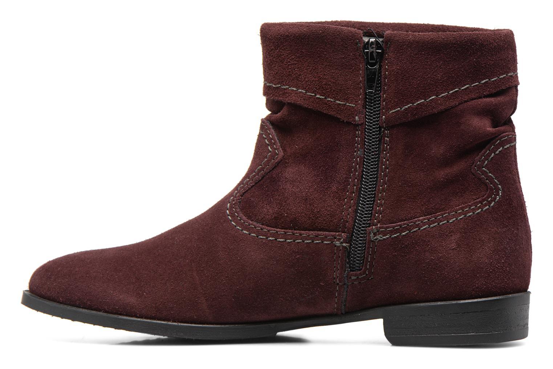 Bottines et boots Tamaris Bluiao 2 Violet vue face