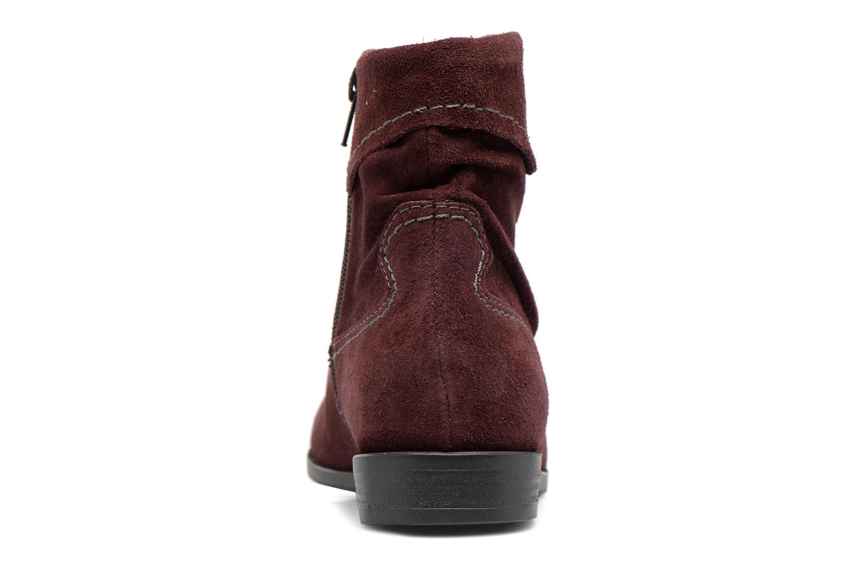 Bottines et boots Tamaris Bluiao 2 Violet vue droite