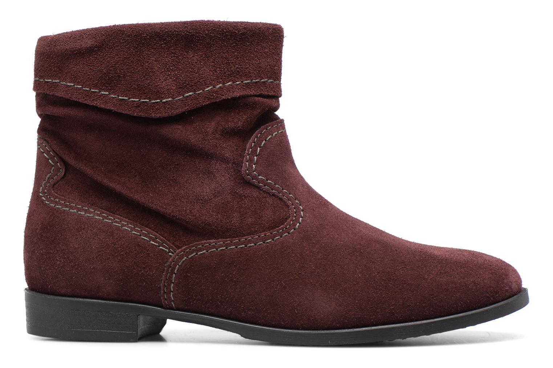 Bottines et boots Tamaris Bluiao 2 Violet vue derrière