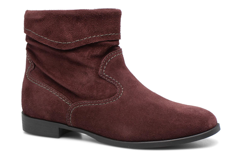Ankelstøvler Tamaris Bluiao 2 Lilla detaljeret billede af skoene