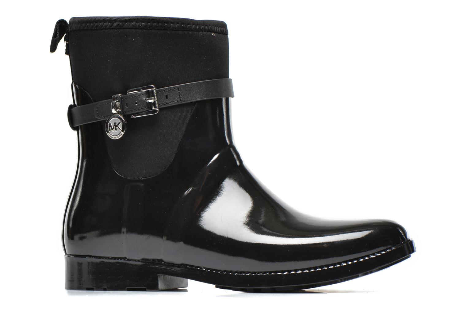 Charme stretch rain bootie Black