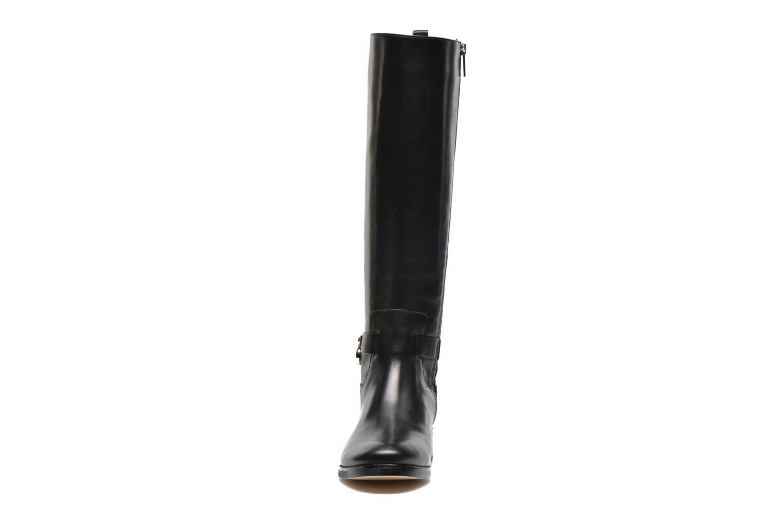 Bottes Michael Michael Kors Ryan Boot Noir vue portées chaussures