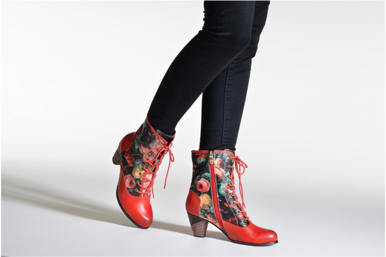 Stiefeletten & Boots Laura Vita Tarlat mehrfarbig ansicht von unten / tasche getragen